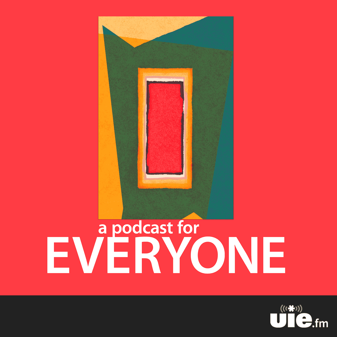 Album art of A Podcast For Everyone