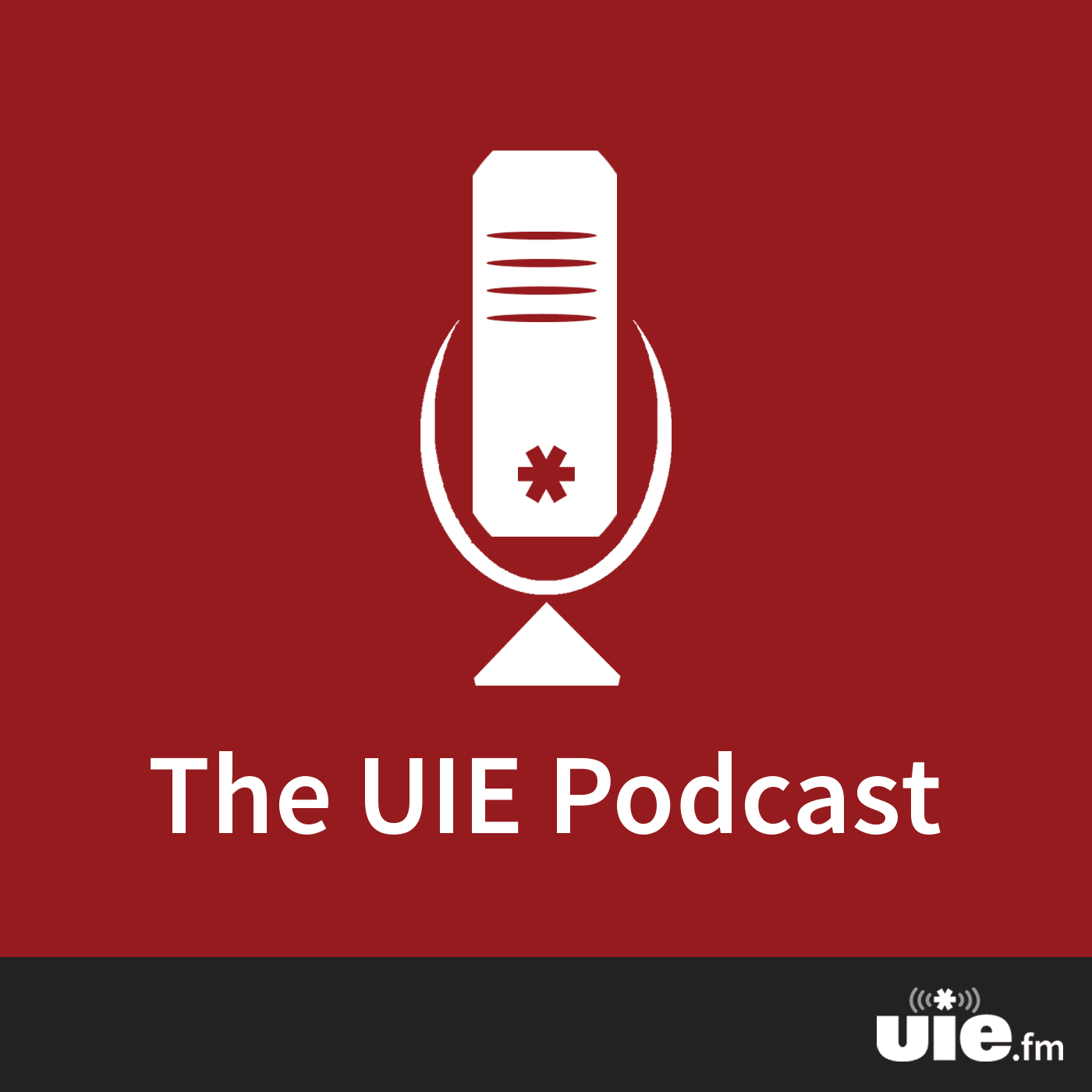 Album art for The UIE Podcast
