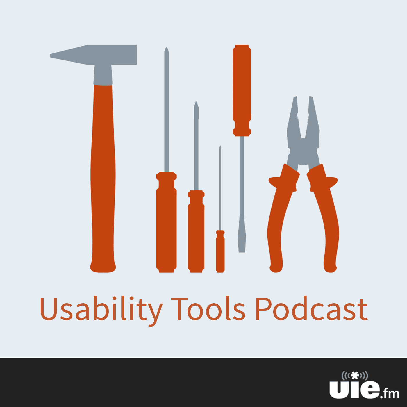 Album art for Usability Tools Podcast